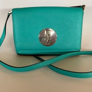 Kate Spade crossbody bag Green